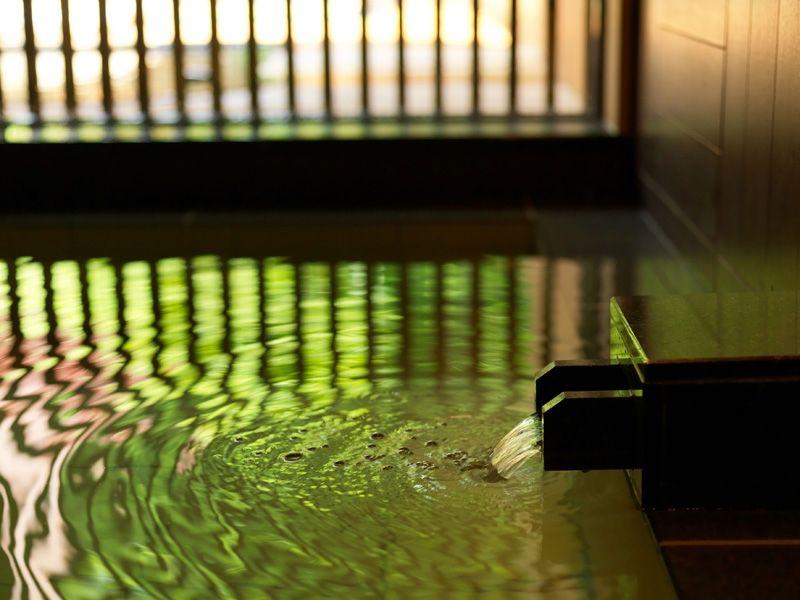 昆布温泉の湯浴み・リラクゼーションで身体の芯までリラックス