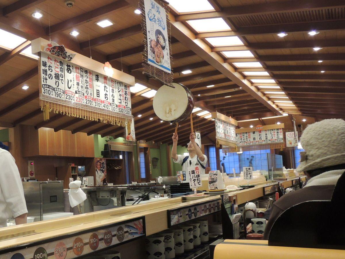 北海道で食べるべき海鮮に悩んだら回転寿司がテッパン!