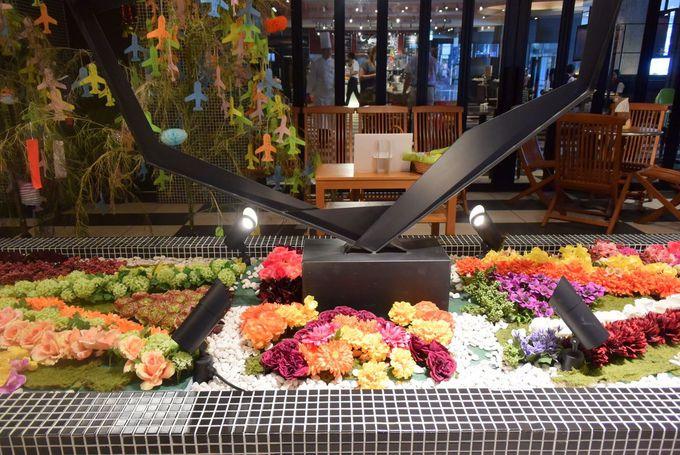 関西国際空港に直結!お出迎えはゴージャスな朝食会場「ザ・ブラッスリー」