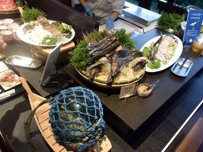 まるで漁港か市場!旬の珍しい海鮮や超新鮮でないと食べられない海鮮まで北海道ならではの海鮮勢揃い!