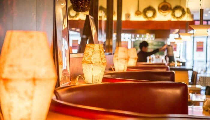 ヨーロッパのようにテラス朝食も♪「イル・キャンティ」の朝食