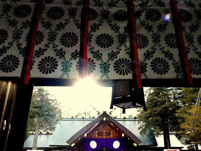 北海道No.1の格式を誇る「北海道神宮」のおおらかな開放感を感じよう