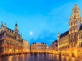 初めてのベルギーでも安心。「ヒルトン ブリュッセル グラン プラス」は世界遺産至近の駅前ホテル