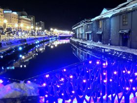 「小樽ゆき物語」ってどんな物語?雪と灯りに包まれる冬小樽2016年の見どころチェック|北海道|トラベルjp<たびねす>