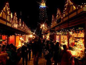 札幌でドイツのクリスマスが体験できる!「ミュンヘン・クリスマス市 in Sapporo 」|北海道|トラベルjp<たびねす>