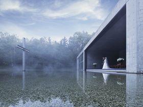 星野リゾート トマム「水の教会」と「氷の教会」で静寂の美に会いたい