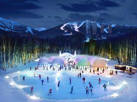 冬だけ現れる幻想的な街。星野リゾート トマム「アイスヴィレッジ」を徹底解剖!氷の店には何がある?