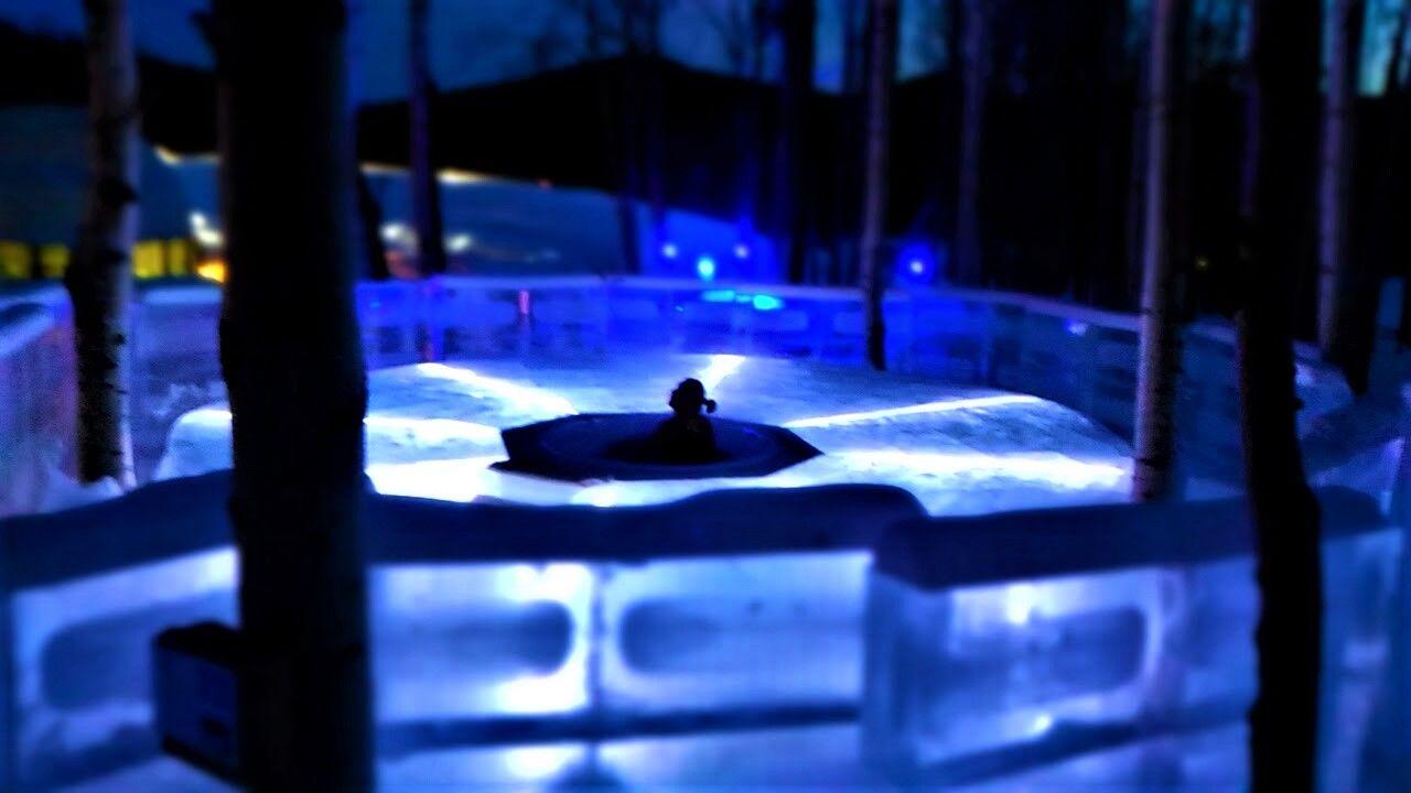 星野リゾート トマム「氷のホテル」と氷の露天風呂「アイスインフィニティ」の非日常感が凄い
