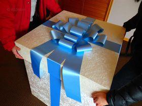 大きな箱が気になる!女子限定・星野リゾート トマム「雪ガールステイ」がビックリ|北海道|トラベルjp<たびねす>