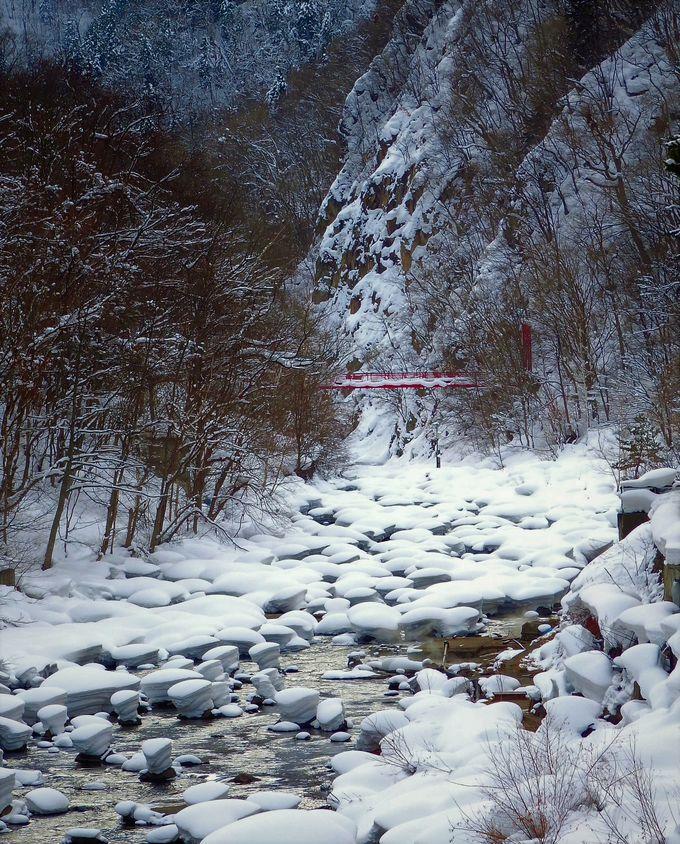 札幌から約1時間弱「ぬくもりの宿ふる川」
