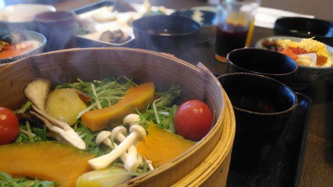 北海道の恵みを味わえる宿自慢のお食事