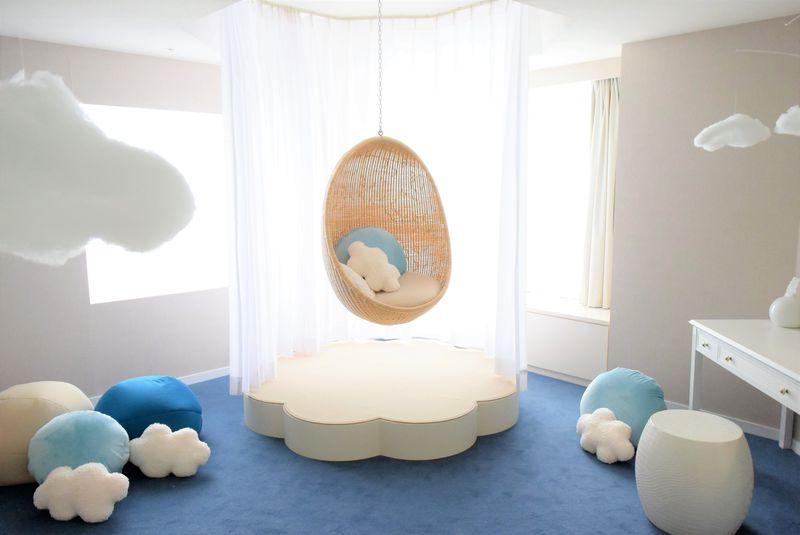 星野リゾート トマムに「雲スイートルーム」が誕生!ふわふわ癒し雲体験
