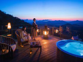 標高1088mの異空間!星野リゾート トマム「雲海露天風呂」で雲海テラスを貸切