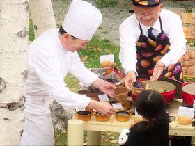 30品種のじゃがいもがお出迎え!星野リゾート トマム秋の体験がスゴイ|北海道|トラベルjp<たびねす>