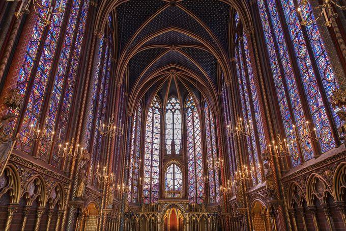 目立たない「美しすぎる教会」