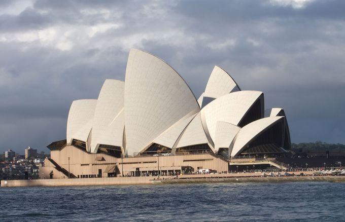 第3位:オーストラリア