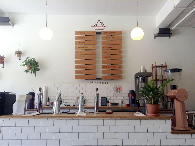 リトル・ポーランドのリユニオン・アイランド・コーヒーバー
