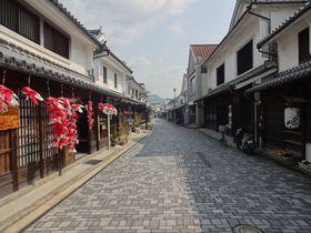 山口県柳井市「金魚ちょうちんの泳ぐ街」を歩いてみよう!