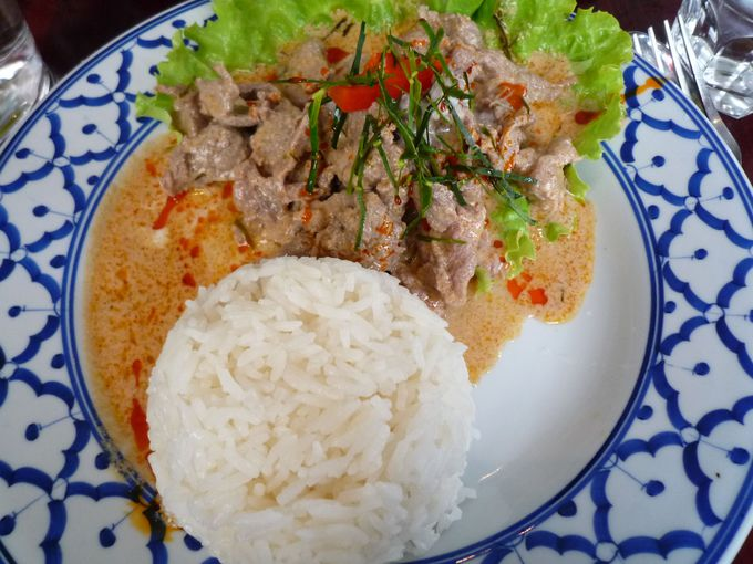 おしゃれなタイ料理レストラン「マイ・タイ(Mai Thai)」