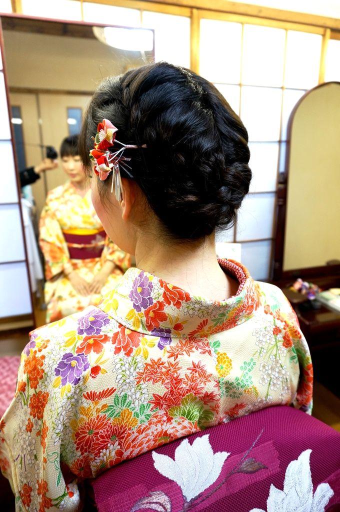 ヘアセットもしてみない?!着物に合わせた髪型とかんざし・髪飾りでさらにテンションアップ!
