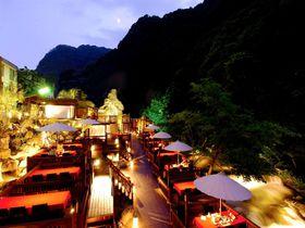 温泉も料理も滝三昧!会津・高級旅館「原瀧」で日常をリセット|福島県|トラベルjp<たびねす>