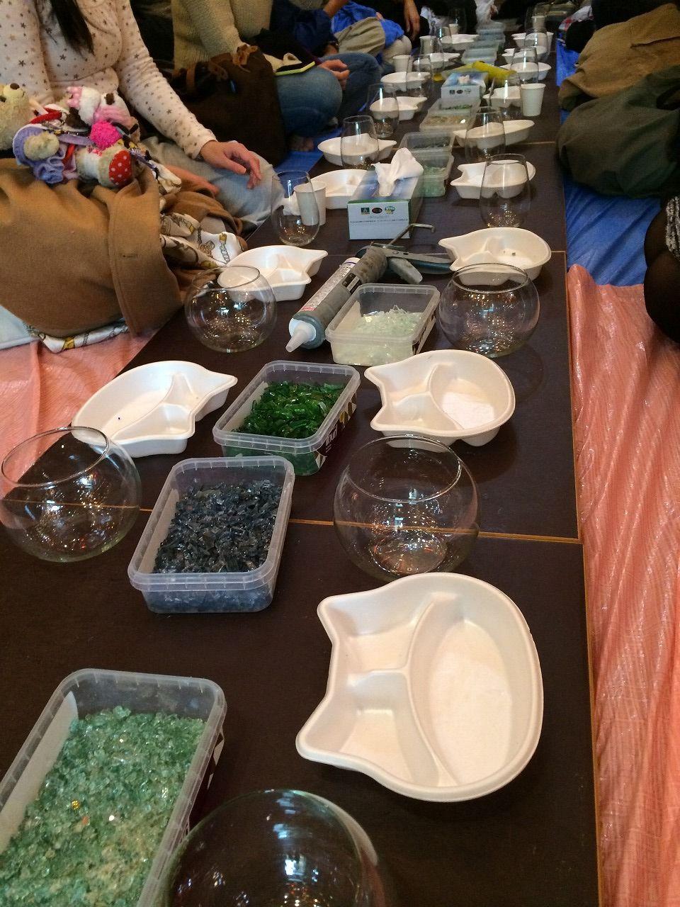 手作りランプパーティ!