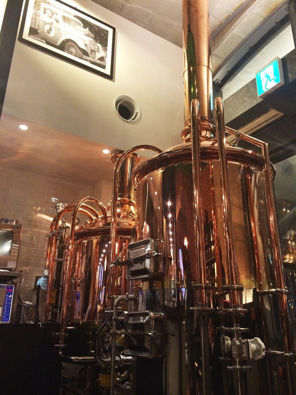 常陸の国の地ビールも東京で!神田「常陸野ブルーイング・ラボ」に潜入!