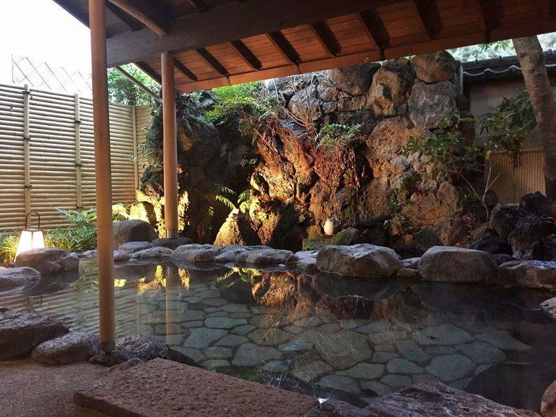 貸切露天風呂が魅力の箱根「喜仙荘」を堪能しよう!
