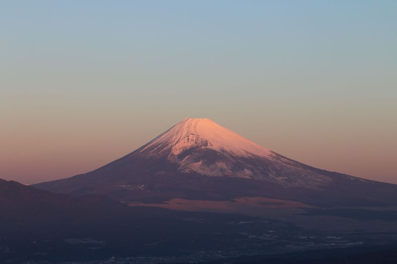 壮大な360°の絶景!静岡・玄岳!笹原を行くハイキングは感動の思い出作り