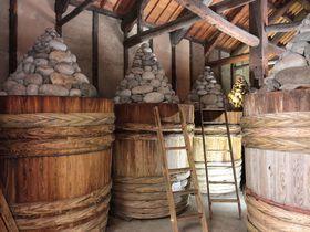 670年の伝統と天皇献上!岡崎の八丁味噌蔵は江戸時代の遺産|愛知県|トラベルjp<たびねす>