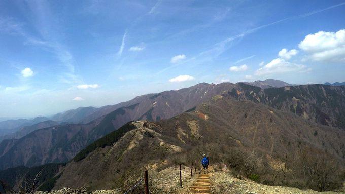 累計登山標高差はアルプス並み!山小屋泊でゆっくり登山も視野に