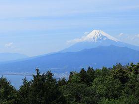 3山制覇!駿河湾越しの富士山を眺める静岡縦走トレッキング|静岡県|トラベルjp<たびねす>