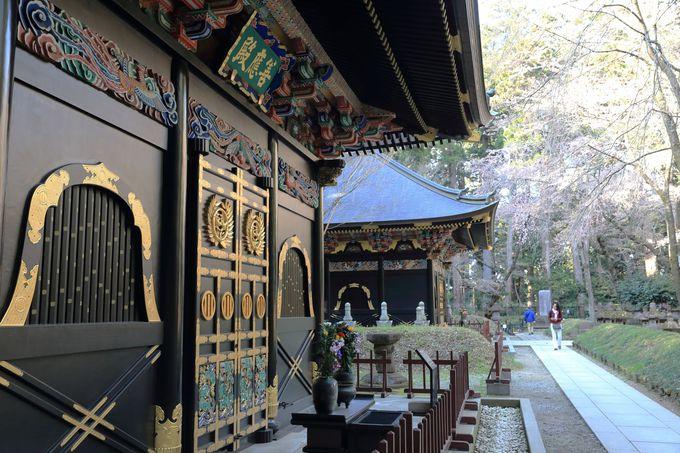瑞鳳殿境内には様々な御廟も!