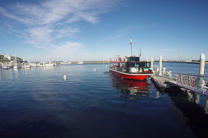 「遊覧船サンレモ」で海の上から熱海観光を楽しもう