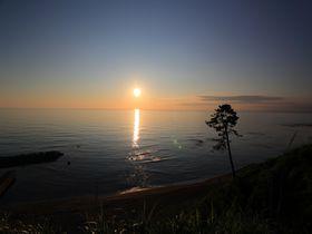 ほんとかい?日本海でっかい夕日!「新潟柏崎」の幸せを探す旅|新潟県|トラベルjp<たびねす>