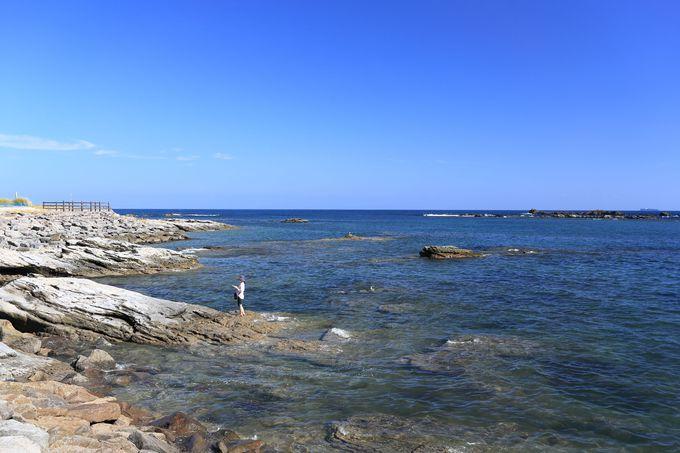 美しい海は目の前!様々なアクセス方法を使ってリゾートを満喫