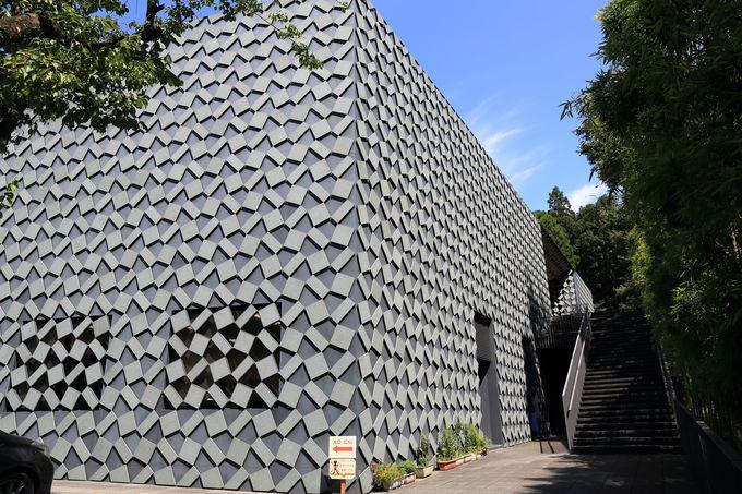 史跡金山城跡ガイダンス施設は今話題の「隈研吾」デザイン