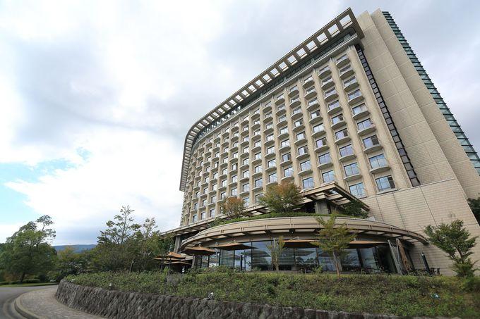 相模湾を抱く高台にそびえるヒルトン小田原スパ&リゾート!