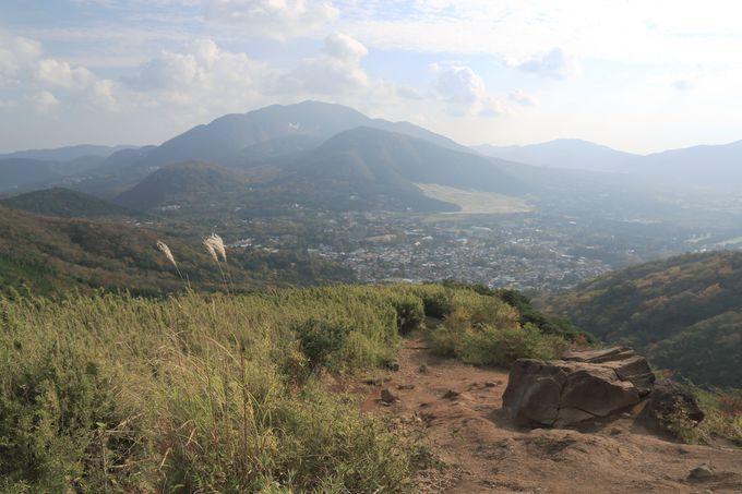 山の醍醐味が味わえる広大な景色!金時神社口からでも徒歩10分ほどで