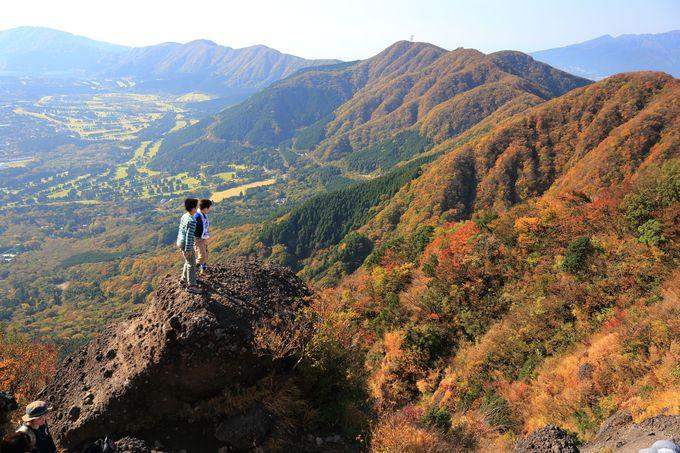 金時山登山ルートは5つ!他のルートに挑戦することも