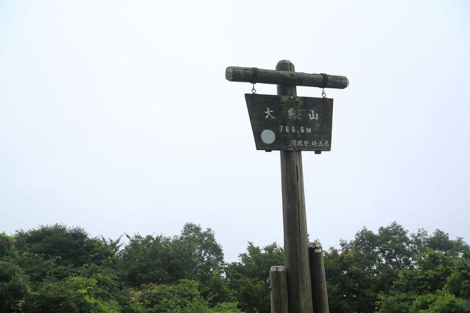 定峰峠は様々な方が足を運ぶアニメに登場した場所!ハイキングなら大霧山を経由して!
