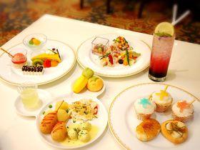 かき氷見立てのパンやフルーツディナー!東京ディズニーリゾートの夏限定グルメ