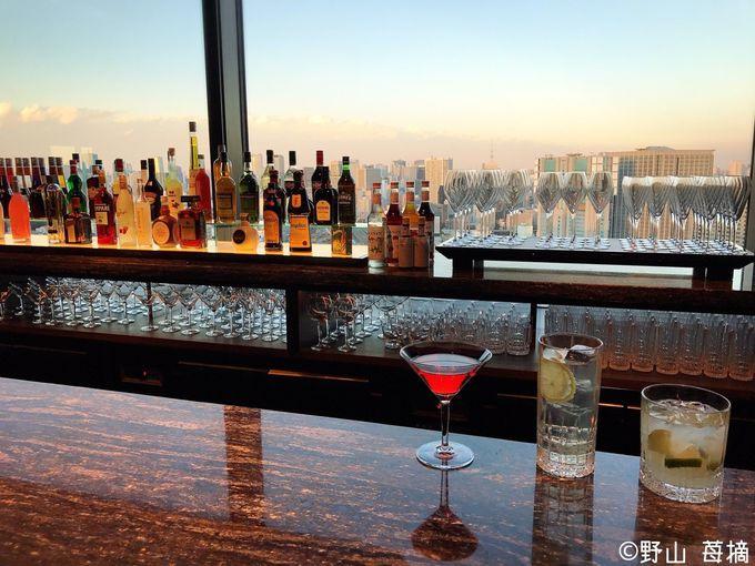 大人の遊び場「品川プリンスホテル TABLE 9 TOKYO」で夜景と極上グルメ