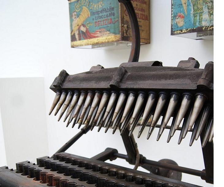 まずはジェラート博物館を訪問してみましょう