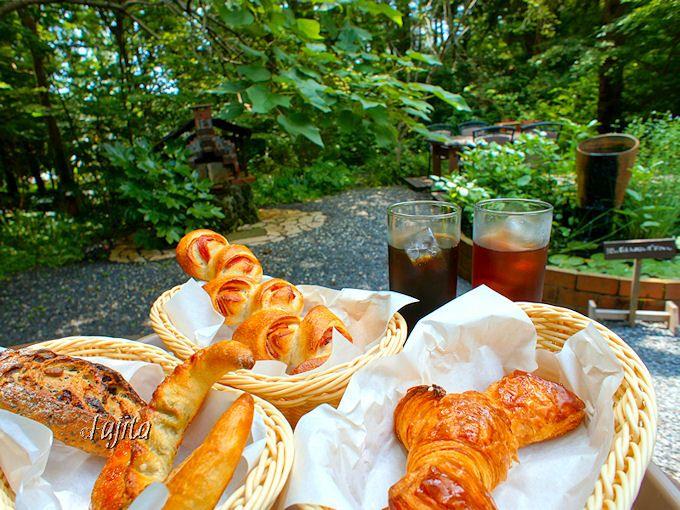 別荘気分満点のベーカリーカフェ「ル・フィヤージュ」は何を食べても美味!