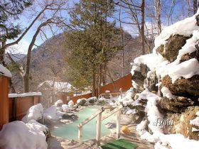 冬季限定の絶景!信州・白骨温泉の雪見露天風呂4選~長野県松本市~|長野県|トラベルjp<たびねす>