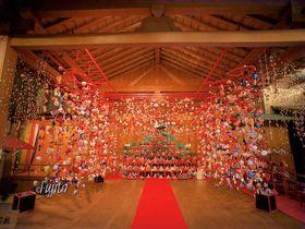 「石苔亭いしだ」2000体雛飾りが凄い!~南信州昼神温泉~|長野県|トラベルjp<たびねす>