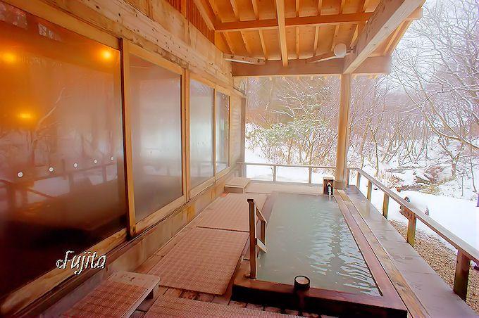 本格硫黄泉の温泉が魅力的!オリエンタルガーデン