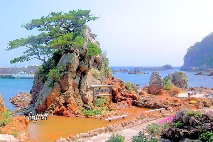 「月の引力」を感じる無料露天風呂!式根島の温泉ベスト5
