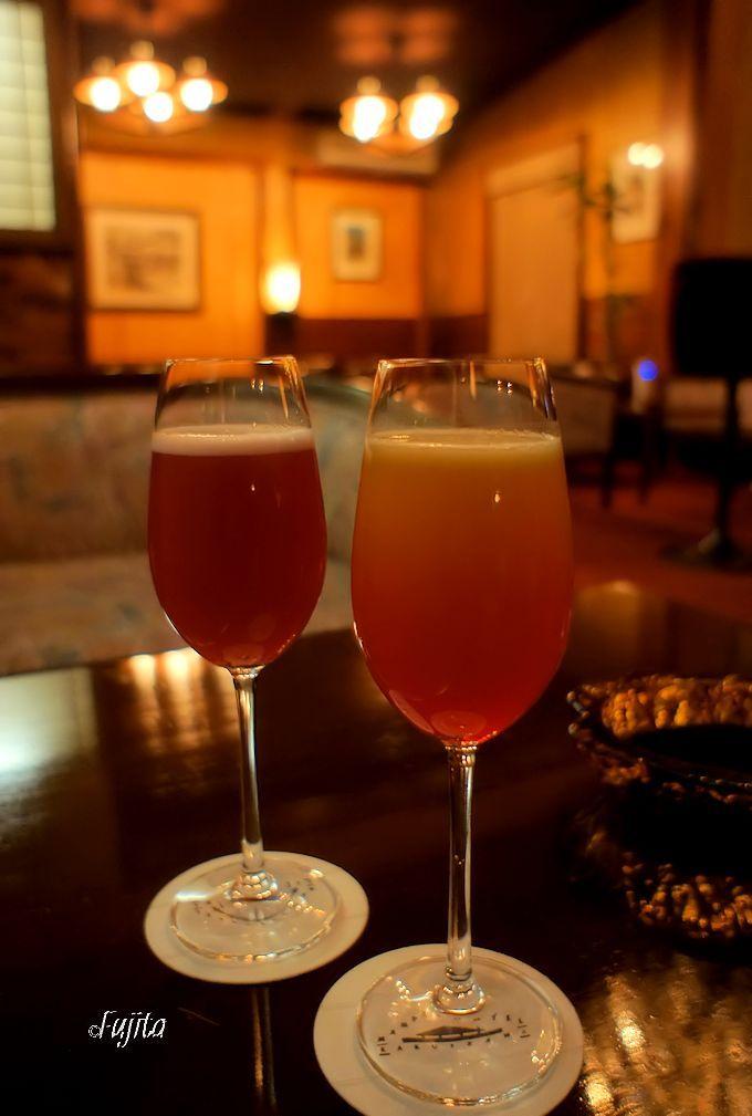 万平ホテルの夜は、バーが断然おすすめ!